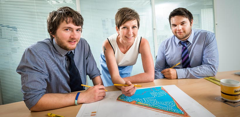 Planning team photo