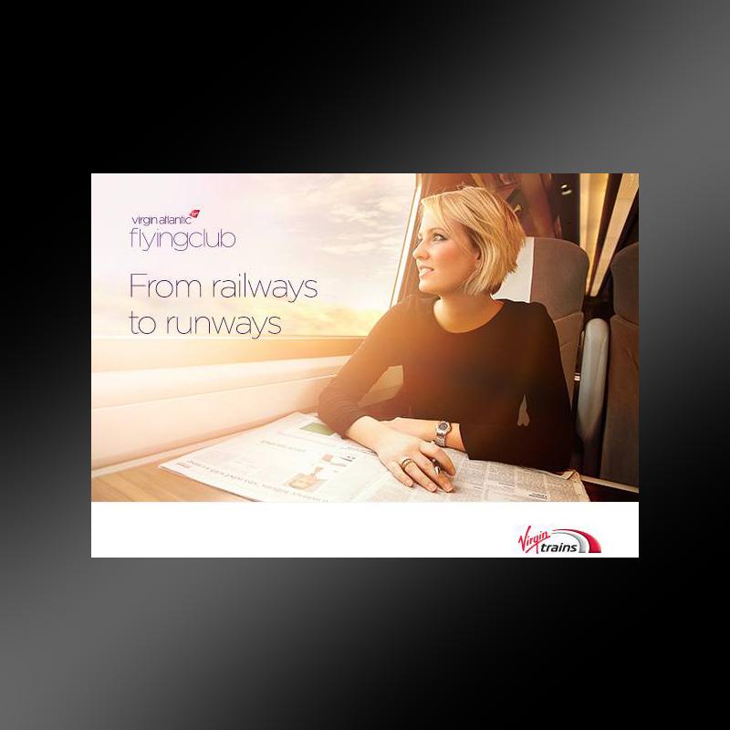 Virgin Trains, virgin airlines