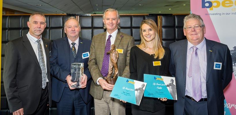 BPEC awards Derby