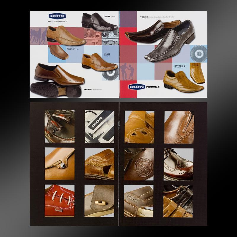 Ikon Shoes studio photography