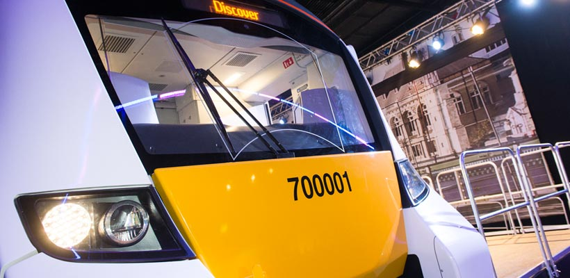 Class 700 Launch Event