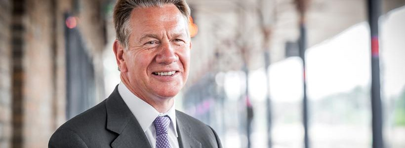 Michael Portillo opens refurbished King's Lynn railway station