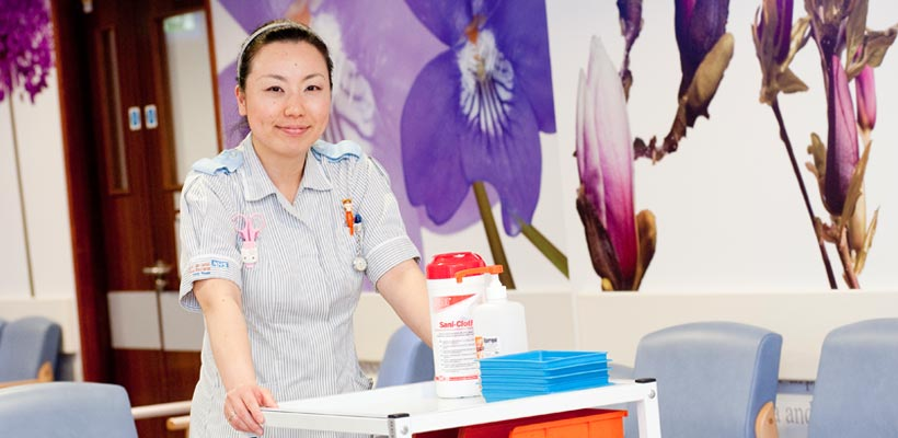 Photography for Bristol University Hospitals