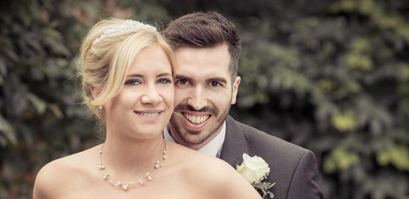 Wedding photographer in Market Harborough